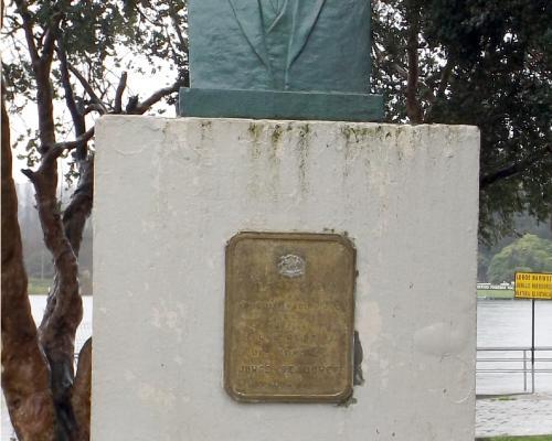 Imagen del monumento Jorge Beauchef