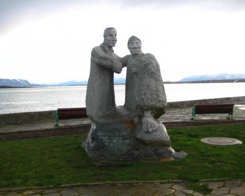 Imagen del monumento Alberto De Agostini