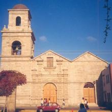 Imagen del monumento Iglesia de San Francisco de La Serena