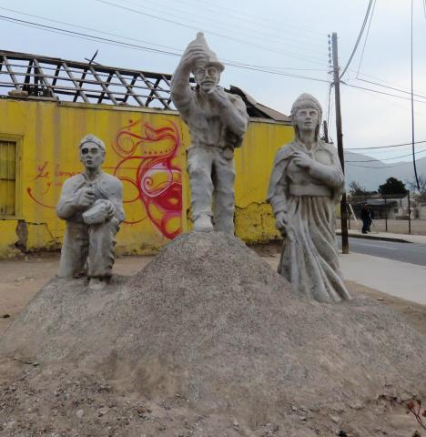 Imagen del monumento Ofrenda A La Vírgen De La Candelaria