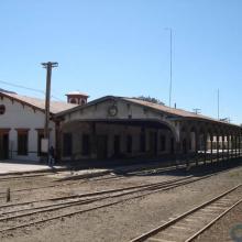 Imagen del monumento Estación del ferrocarril de Copiapó