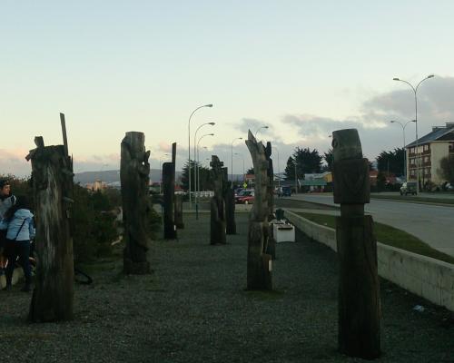 Imagen del monumento Totem