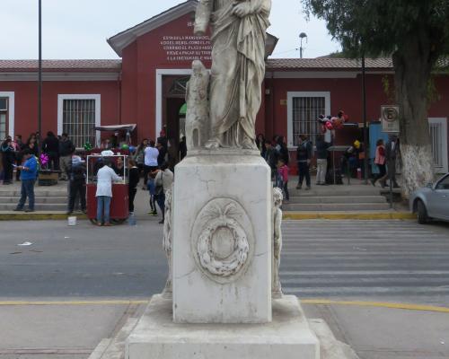 Imagen del monumento Lloradora del Cementerio Municipal