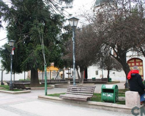Imagen del monumento Entorno urbano de la Iglesia de La Merced