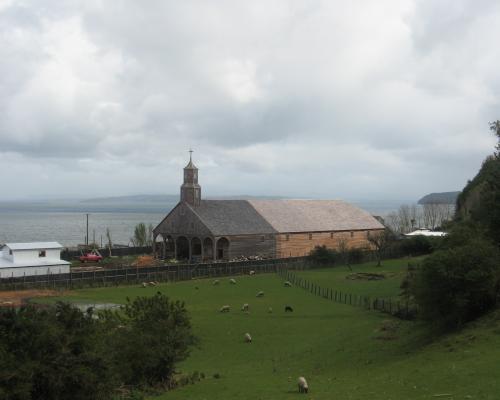 Imagen del monumento Villa Quinchao