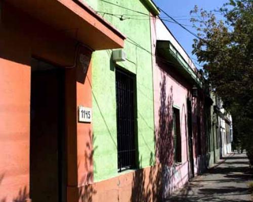 Imagen del monumento Población Caja de Seguro Obrero