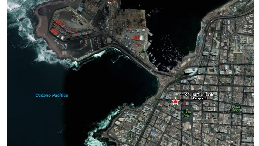 Imagen de Oficina técnica regional de Tarapacá