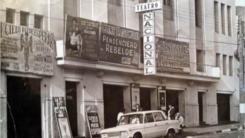 Imagen de Consejo de Monumentos aprueba declaratoria como Monumento Nacional del Teatro Nacional de Antofagasta