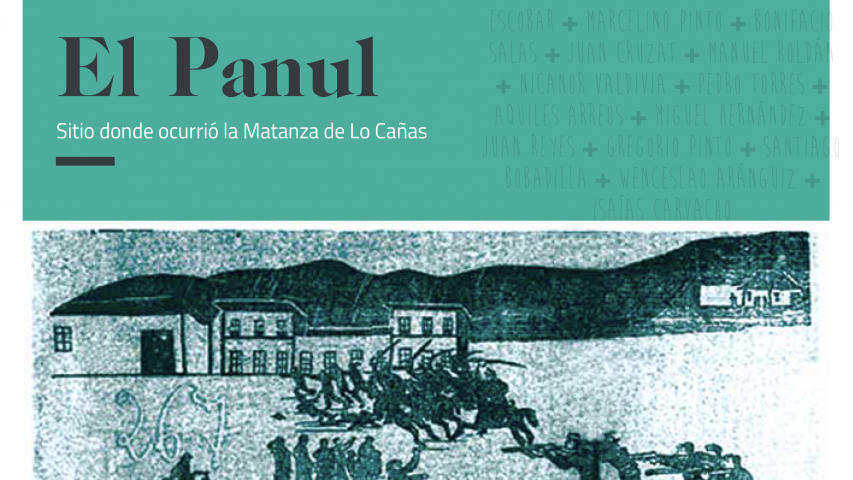 Imagen de Invitan a lanzamiento de libro El Panul, sitio de matanza de Lo Cañas en La Florida