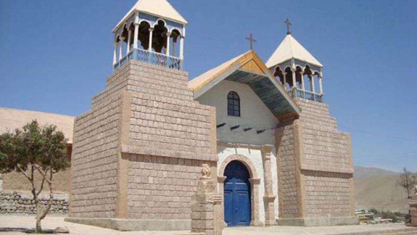 Imagen de Iglesia San Marcos de Mamiña
