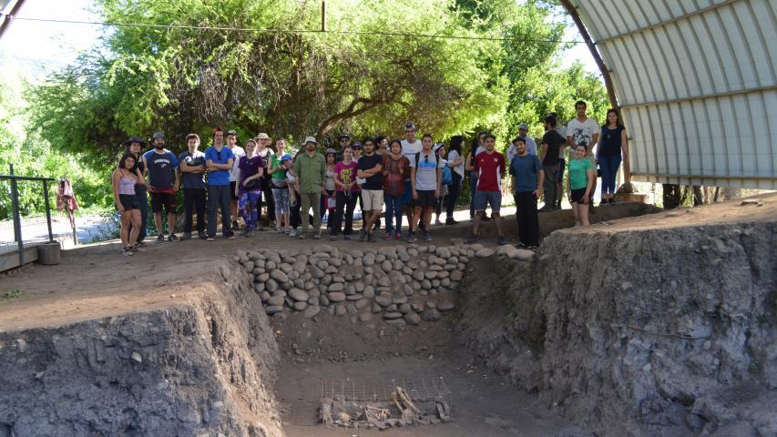 Imagen de Maravilloso Viaje del Club de Los Sábados a Taguatagua