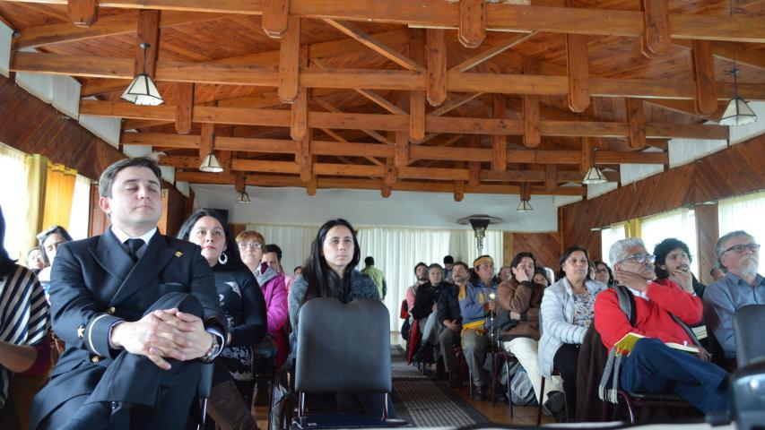 Imagen de Amplia Asistencia por Mesa Patrimonio Mundial en Chiloé