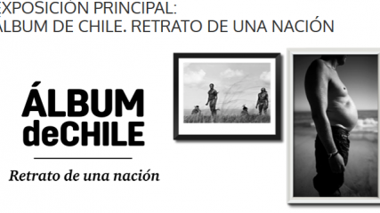 Imagen de Albúm de Chile - Retrato de una nación