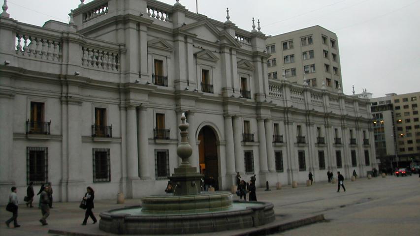 Imagen de Palacio La Moneda