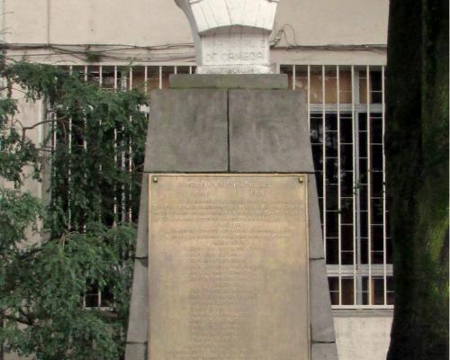 Imagen del monumento Martín Ruiz De Gamboa