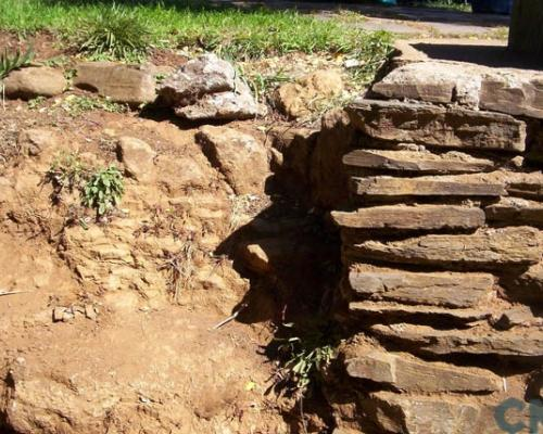 Imagen del monumento Fuerte de Tucapel