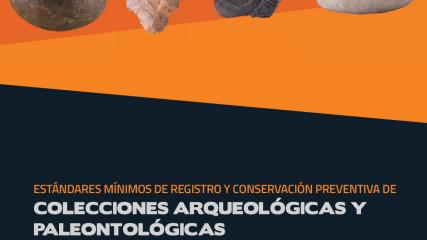 Imagen de Estándares mínimos de registro y conservación preventiva de colecciones arqueológicas y paleontológicas