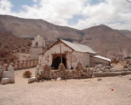 Imagen del monumento Iglesia San José de Pachica