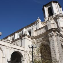 Imagen del monumento Iglesia Parroquial Nuestra Señora de La Divina Providencia y casa parroquial