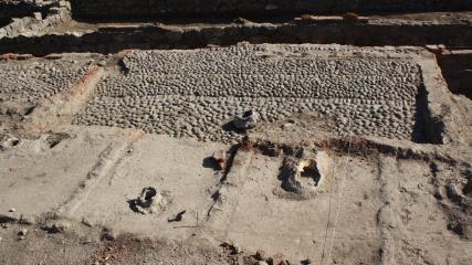 Imagen de ¿Bajo qué circunstancias se realizan excavaciones en un sitio arqueológico?