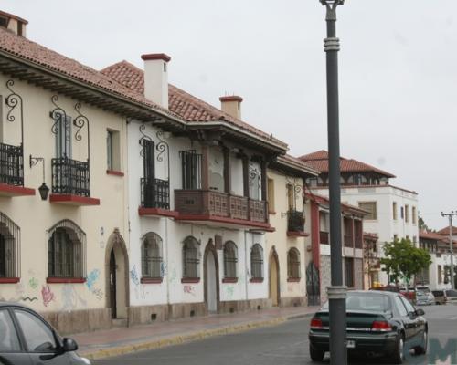 Imagen del monumento Área de la ciudad tradicional de La Serena