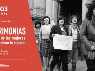Imagen de CMN invita a la Ruta Patrimonial de las Mujeres