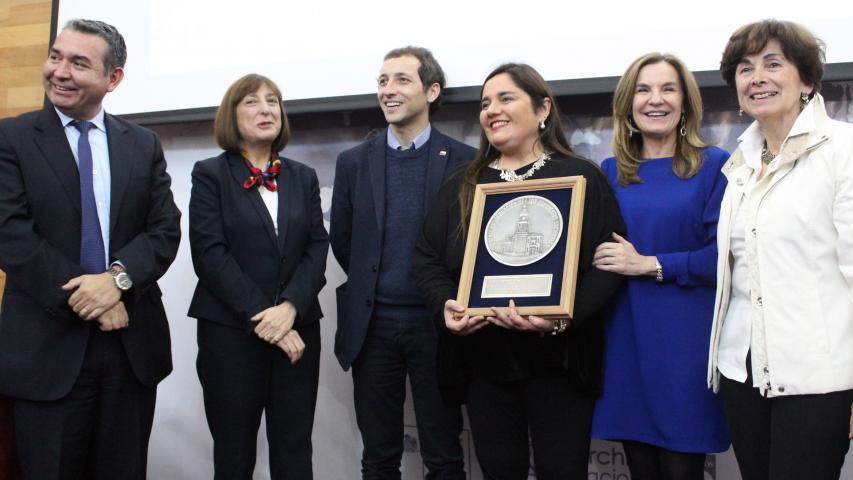 Imagen de MINISTERIO DE LAS CULTURAS y UNESCO ENTREGAN PREMIOS CONSERVACIÓN DE MONUMENTOS NACIONALES 2018