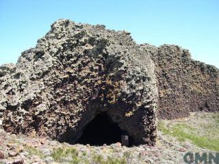 Imagen del monumento Cueva de Pali-Aike