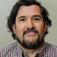 Imagen de Escultor representante de la Sociedad Nacional de Bellas Artes y de la Asociación de Pintores y Escultores de Chile
