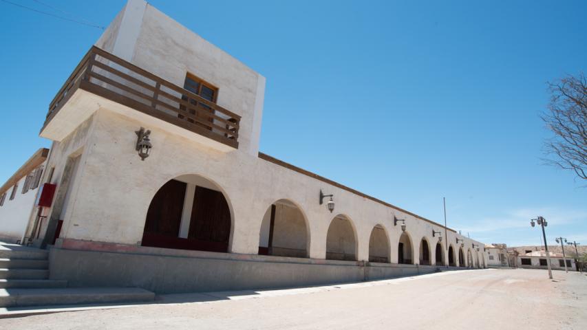 Imagen de Unesco destaca trabajo en oficinas salitreras y creación de Ministerio de las Culturas en Chile