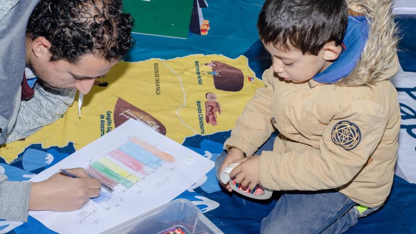 Imagen de Día del Niño en el GAM