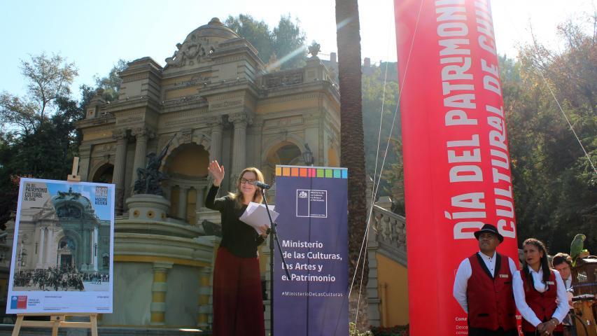 Imagen de Lanzamiento del Día del Patrimonio Cultural 2018