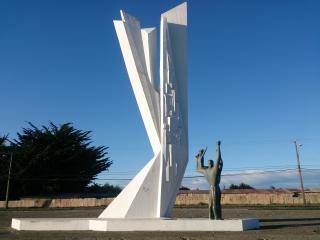 Imagen del monumento Inmigrante Croata