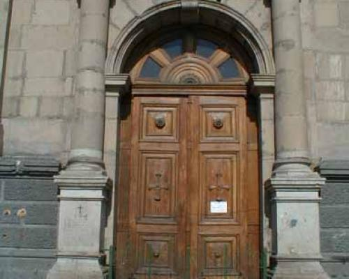 Imagen del monumento Templo parroquial de El Sagrario