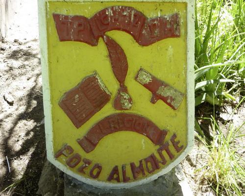 Imagen del monumento Piedra TP Liceo C-12 CH