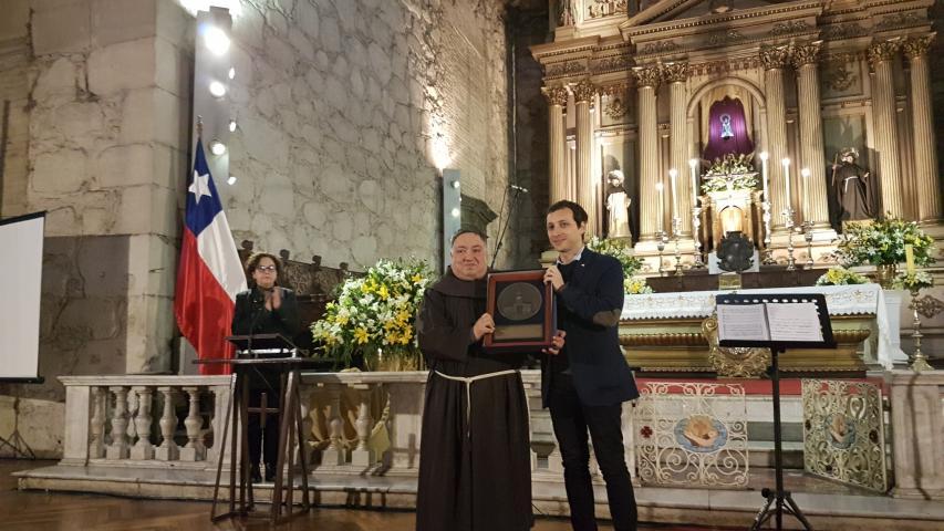 Imagen de Conmemoran 400 años de Iglesia de San Francisco