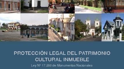 Imagen de Protección legal del patrimonio cultural inmueble