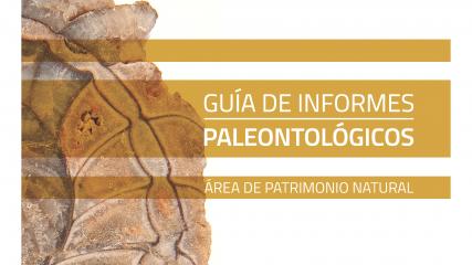 Guía de Informes Paleontológicos