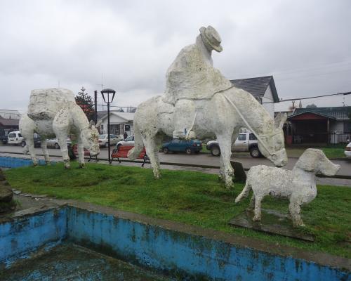 Imagen del monumento El Pilchero