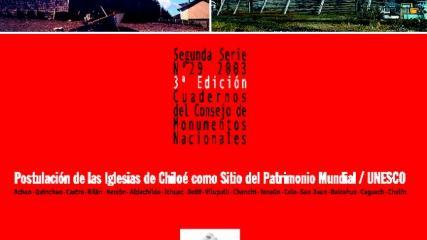 Imagen de CMN N° 29: Postulación de las Iglesias de Chiloé como Sitio del Patrimonio Mundial / UNESCO