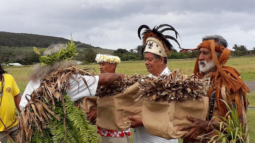 Imagen de Ministerio de las Culturas realiza primera restitución de osamentas de ancestros a Rapa Nui y avanzan gestiones para nuevo museo