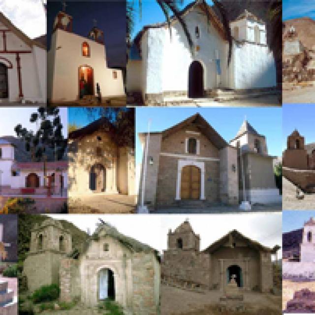 Imagen de Iglesias del Altiplano