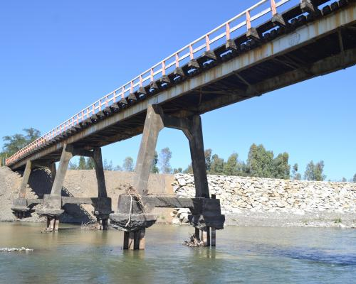 Imagen del monumento Puente Confluencia