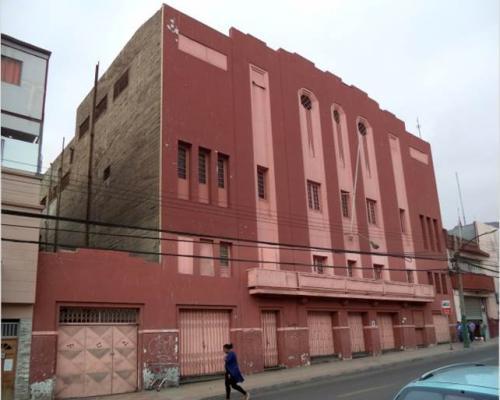 Imagen del monumento Ex Teatro Nacional de Antofagasta