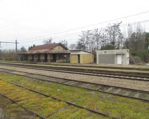 Imagen del monumento Estación de Villa Alegre
