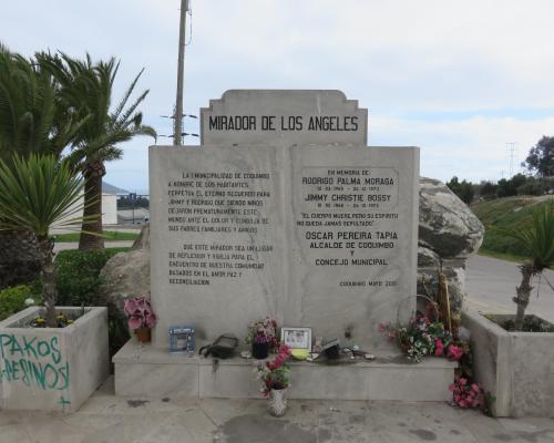 Imagen del monumento Mirador de Los Ángeles
