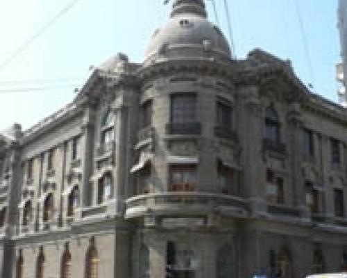 Imagen del monumento Edificio de los Servicios Públicos de Antofagasta