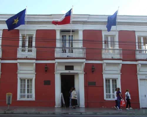 Imagen del monumento Edificio Consistorial de Copiapó