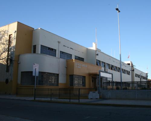Imagen del monumento Escuelas Concentradas de Talca