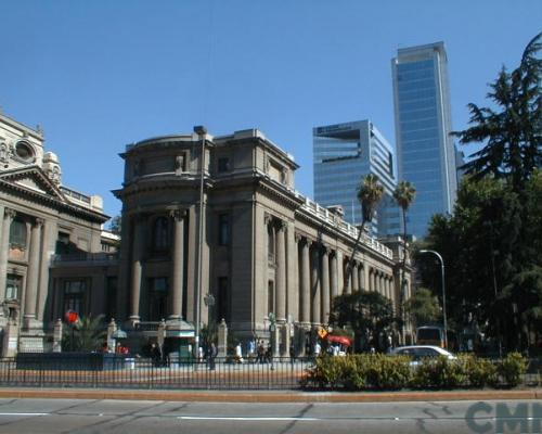 Imagen del monumento Edificio del Archivo Nacional